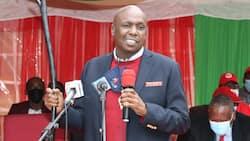 """Gideon Moi Pleads with NASA Principals to Unite to Clinch Presidency: """"Lazima Tuwe Pamoja"""""""