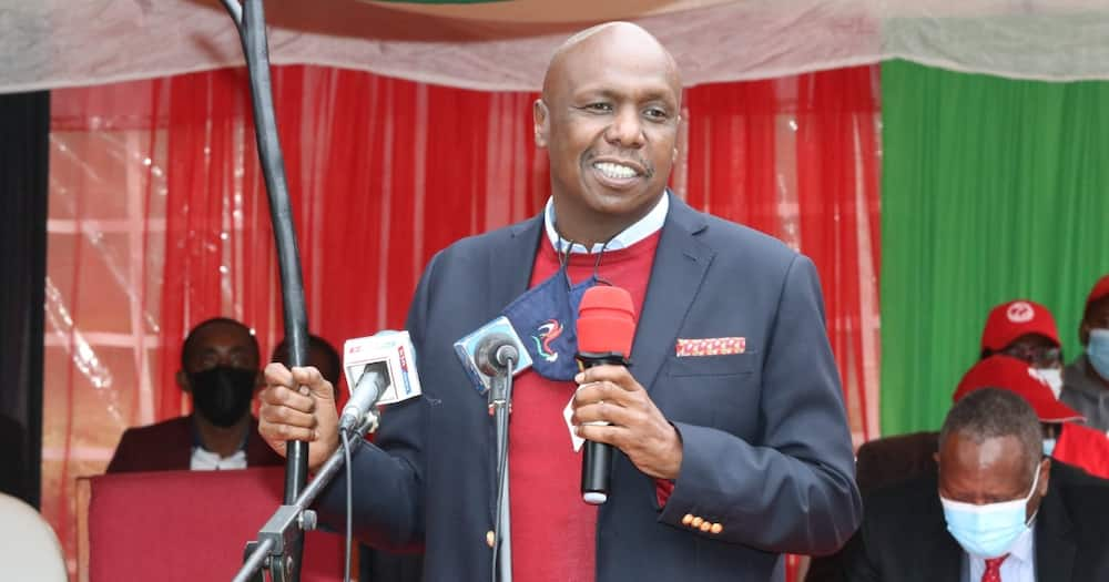 Gideon Moi said BBI would ensure the grassroots have a fair share of the resources from the national l goevrnemt.