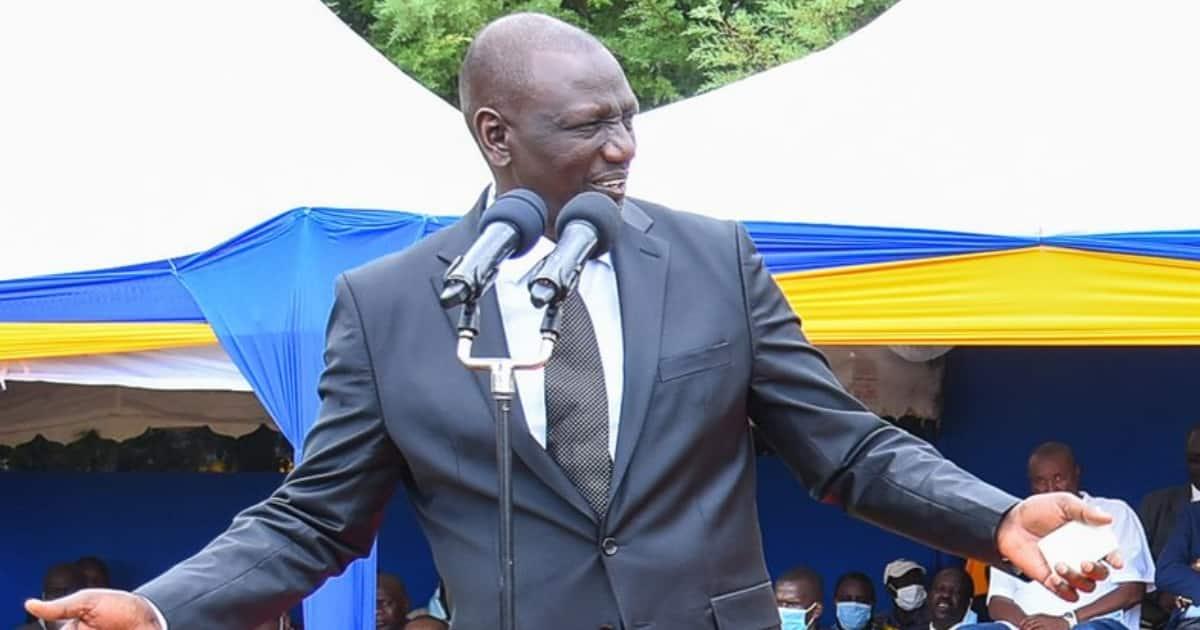 "William Ruto dismisses Jubilee Party cooperation deals: ""I'm not weak"""