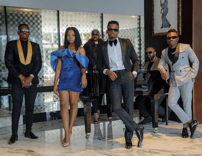 "Diamond Platnumz Inks K Sh 500 Million Music Distribution Deal; ""Money Moves"""