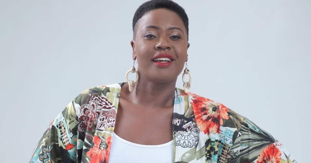 Kalekye Mumo says she's into slim men but would never bash bigger guys