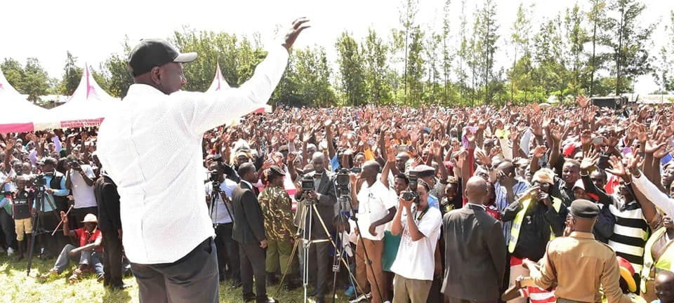 Video of William Ruto Warning Maraga after Nullification of Presidential Elections Recirculates Online