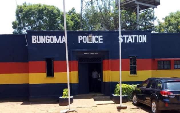 Washukiwa 10 watoroka kutoka seli ya polisi Bungoma