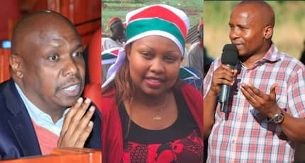 Sexually suggestive term 'kukumanga' interrupts Senate seating