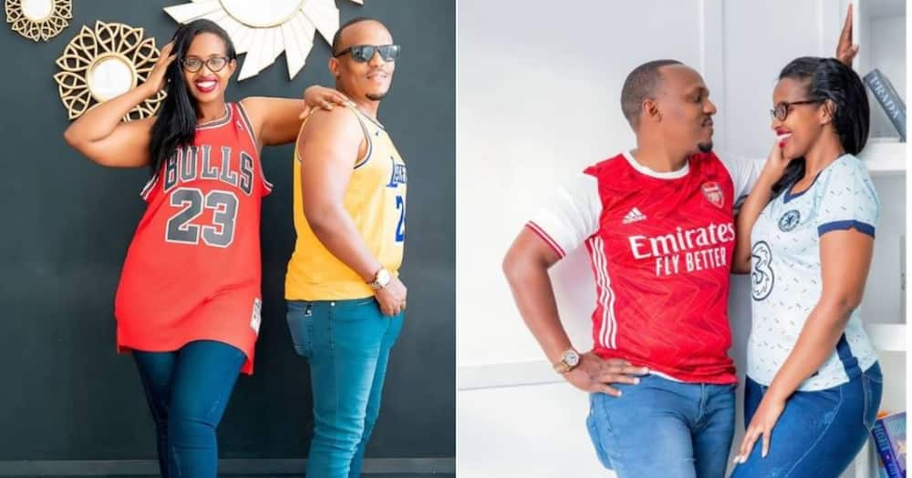 """Ben Kitili's Wife Tells Off Fan Who Reminded Her Its Ramadhan After Salacious Video: """"niwache Please"""""""