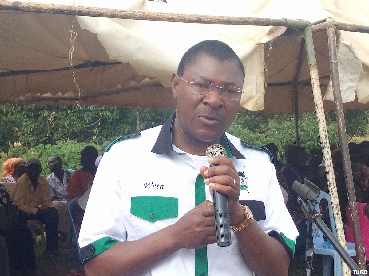 My Journey to State House in 2022 is Unstoppable - Moses Wetang'ula declares