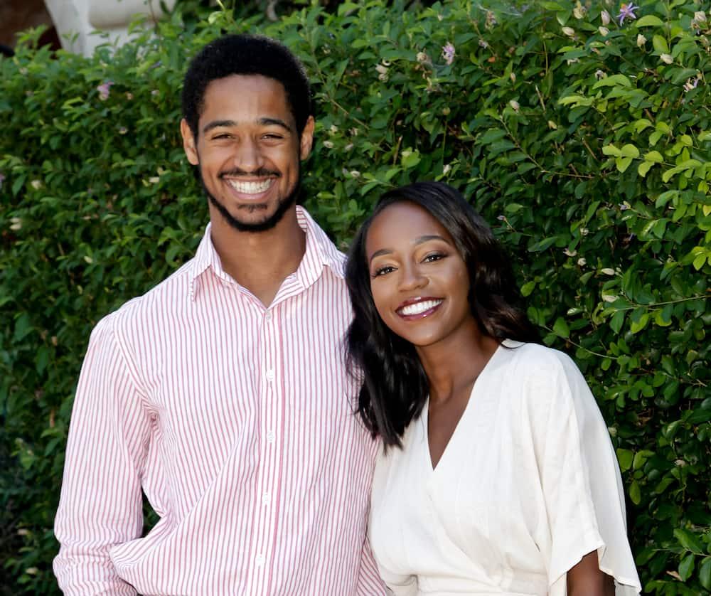 Naomi Aja King's boyfriend