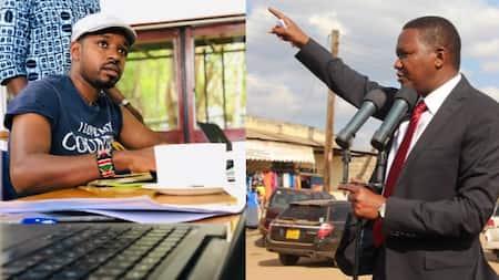Boniface Mwangi: Gov Mutua Gives Activist Until Thursday Midnight to Apologise over Social Media Posts