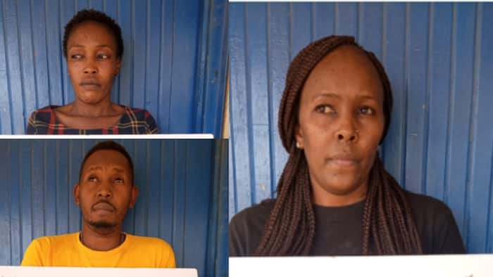 Isiolo: Detectives Arrest 2 Women, One Man Accused of Defrauding M-Pesa Operators