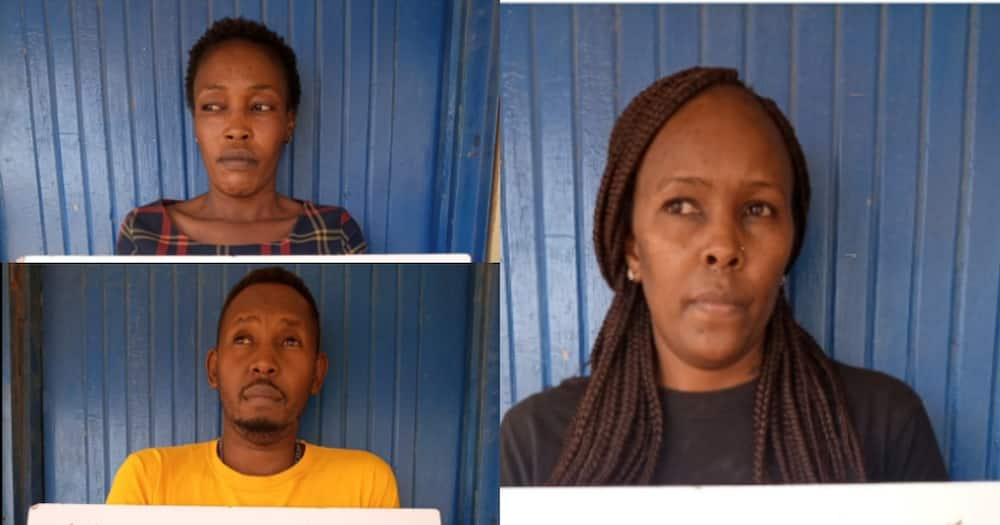 The detectives said the suspected M-Pesa fraudseters would be arraigned.