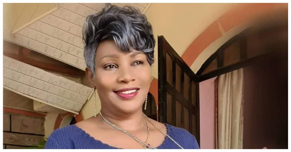 Kikuyu gospel singer Loise Kim advises women not to leave their cheating husbands
