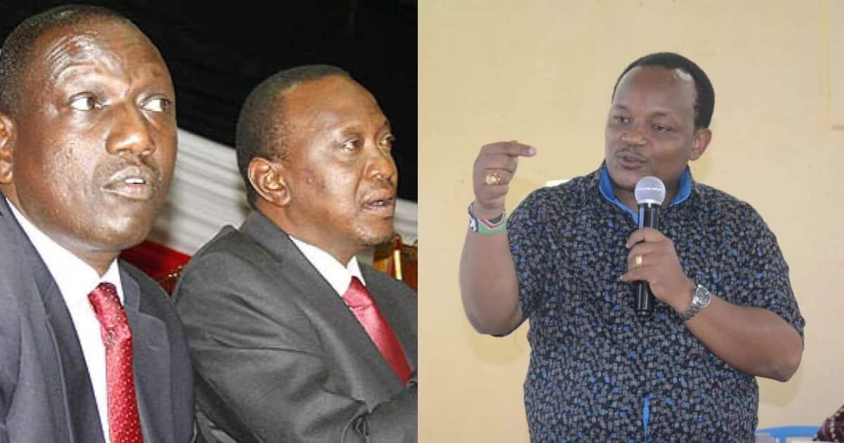 Nyeri Town MP Ngunjiri Wambugu observes UhuRuto relationship ended