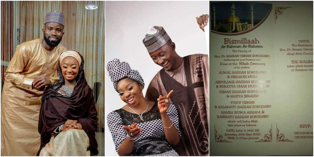 5 children of Nigerian lawmaker set to wed on the same day in Abuja