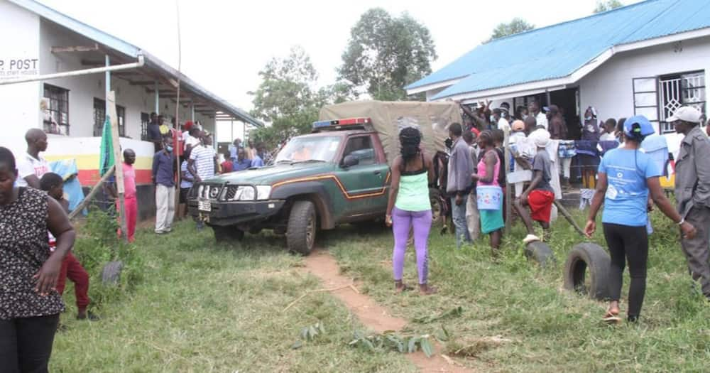 Migori: Police officers on the spot after teacher dies in custody day after arrest