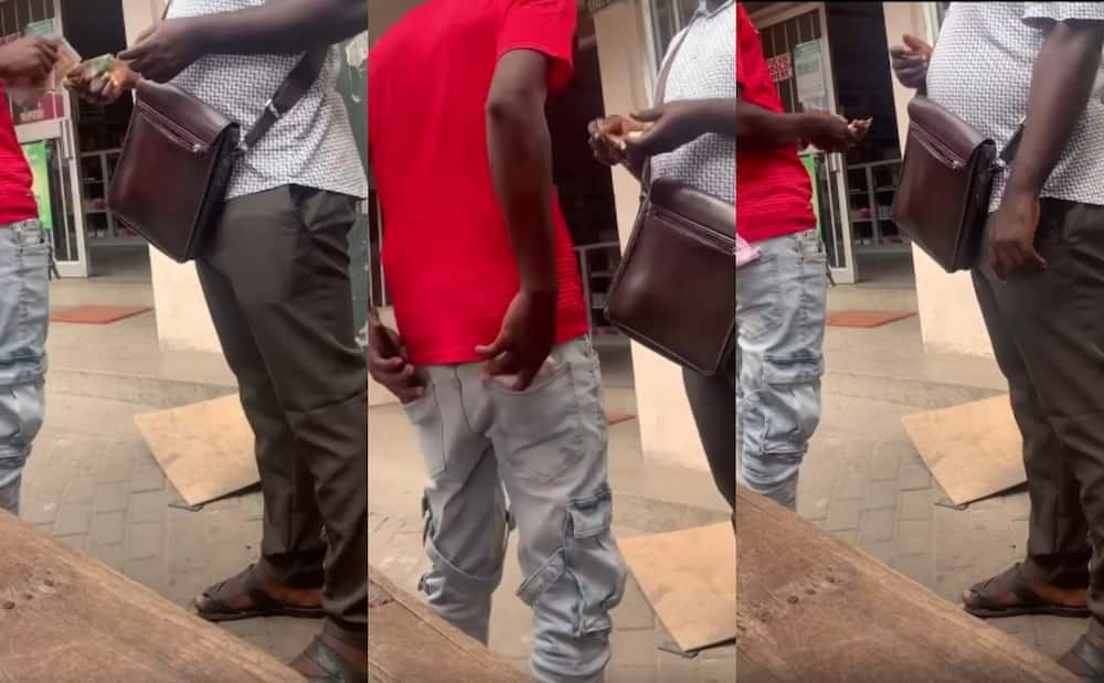 'Circle boys' again: Video of man being sold 'soap' instead of phone pops up online