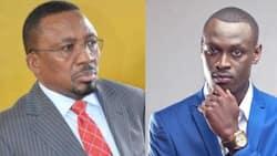 Pasta Ng'ang'a amtusi King Kaka kwa kumtaja kwenye shairi la Wajinga Nyinyi