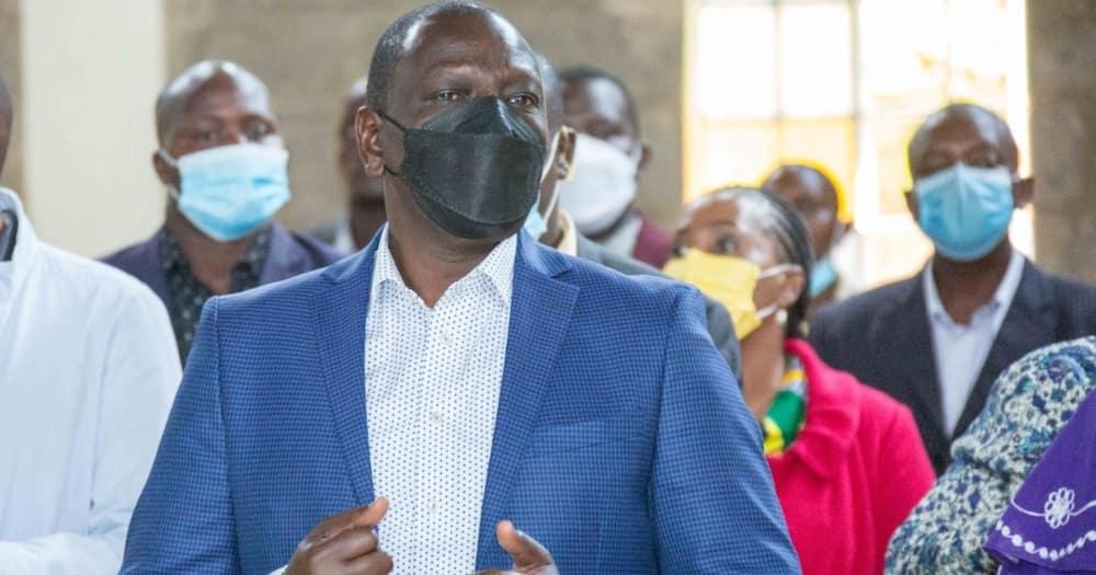 DP Ruto awakumbusha Wakenya kwamba alimsaidia Uhuru kuwa Rais, hatatikisika
