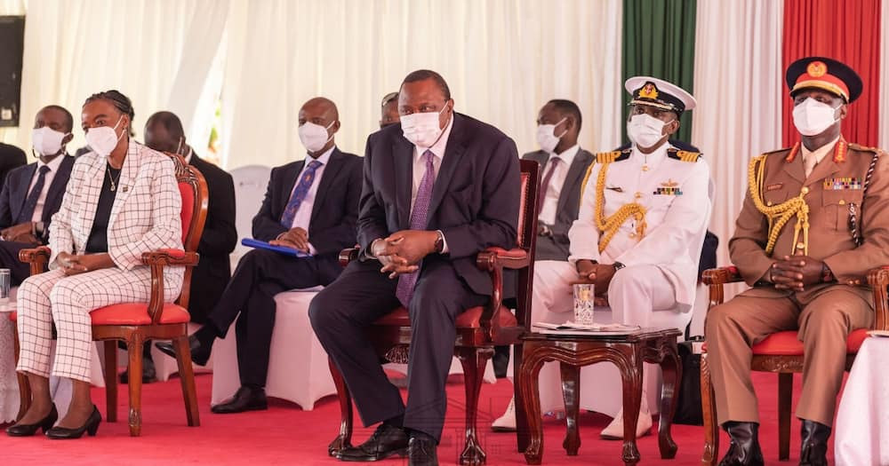 Opinion: Uhuru's Critics Should Let the Law Serve the People, Not the Other Way Round