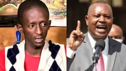 Comedian Njugush Subtly Mocks DCI for Saying Police Guns Are Not Involved in Crime