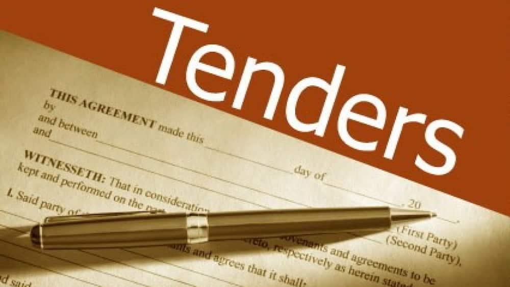 NGO tenders in Kenya