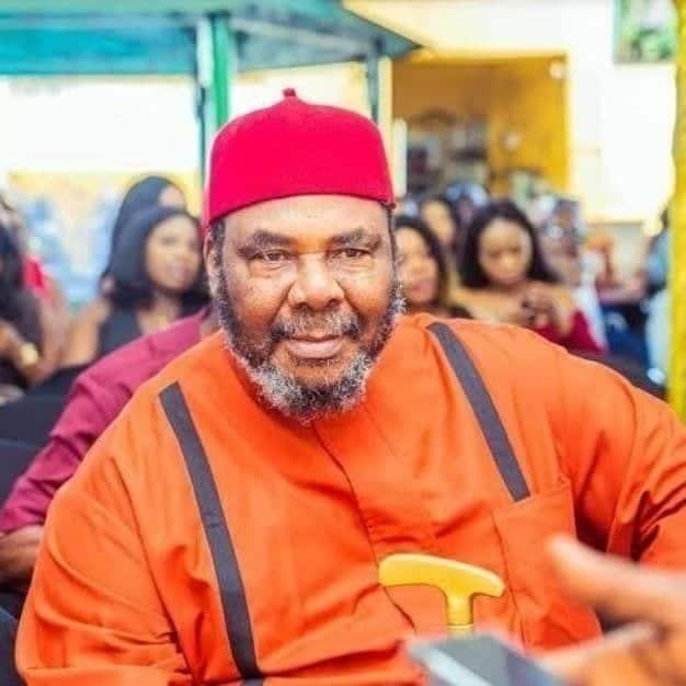 Pete Edochie shares love story of his parents, says his mum married at 15