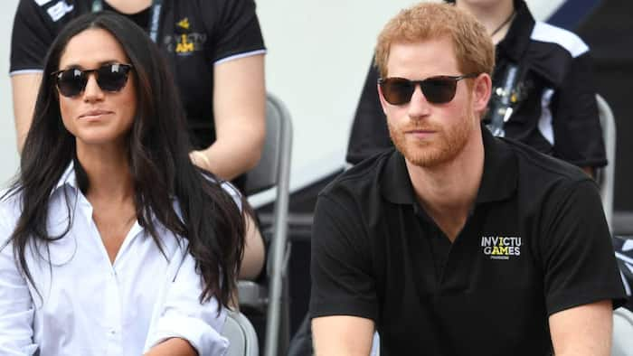 Meghan Markle, Hubby Prince Harry Reportedly Working on Netflix Show