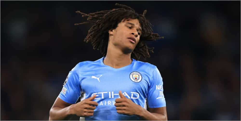 Man City star reveals father passed away before he scored Champions League goal