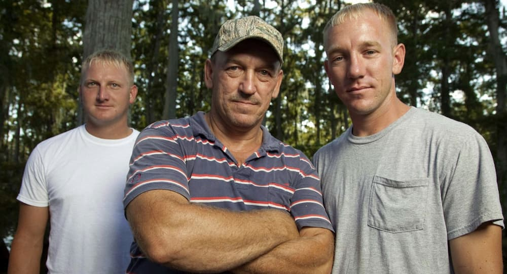 History's Swamp People cast