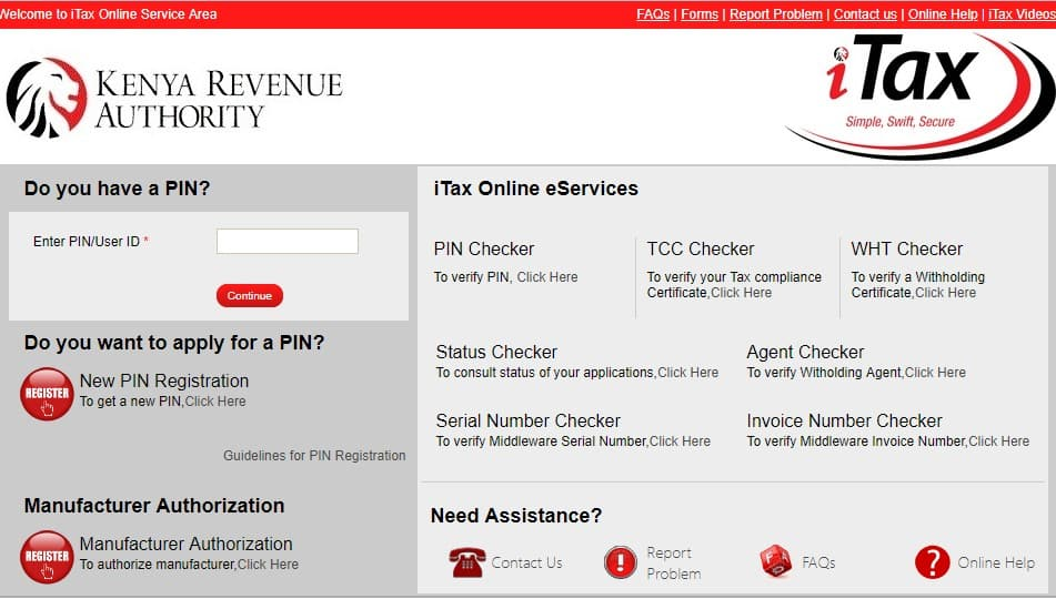 Step by step guide of filing income tax, nil returns on new iTax portal