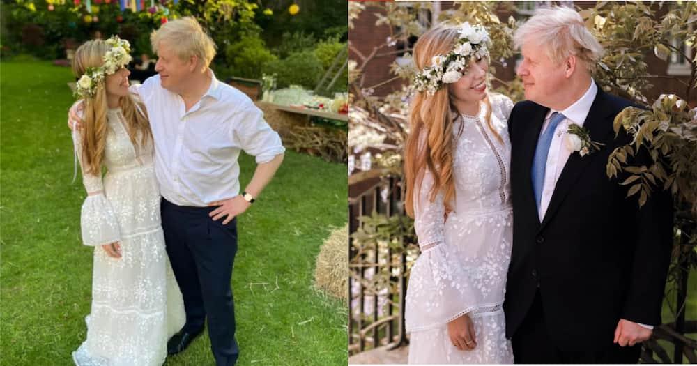 Waziri Mkuu wa Uingereza Boris Johnson na Mkewe Watarajia Kupata Mtoto wa Pili Baada ya wa Kwanza Kufa