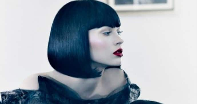 Megan Fox hairstyles