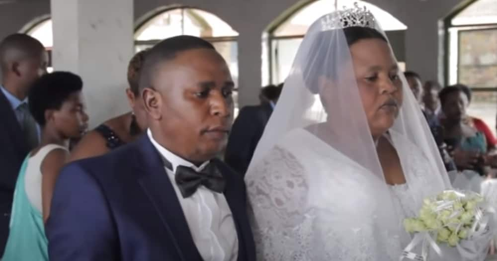 Woman Who First Met Husband On their Wedding Day Says He Accepted Her With Her 10 Children