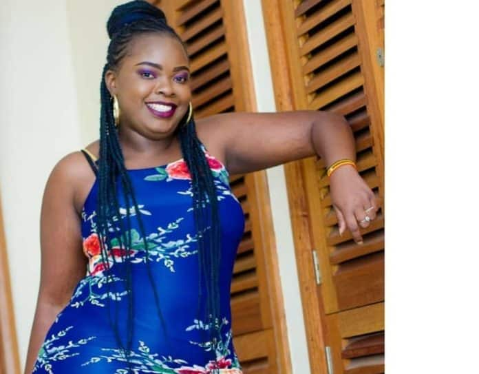Yvette Obura raises eyebrows after stepping out with handsome man while matching red outfits