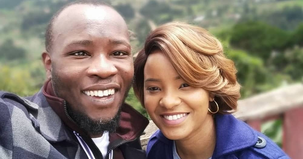 Daddy Owen's brother Slejj denies claims singer's wife is remarried
