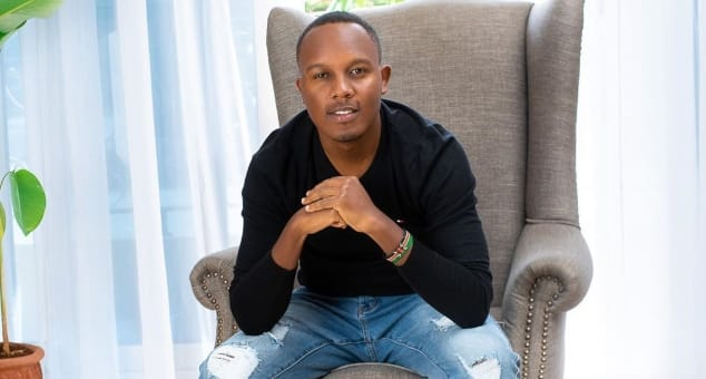Actor Abel Mutua pampers wife in cute post while celebrating their 12th anniversary