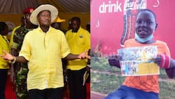 15-Year-Old Girl Waiting for President Museveni's Scholarship Promise Made in 2015