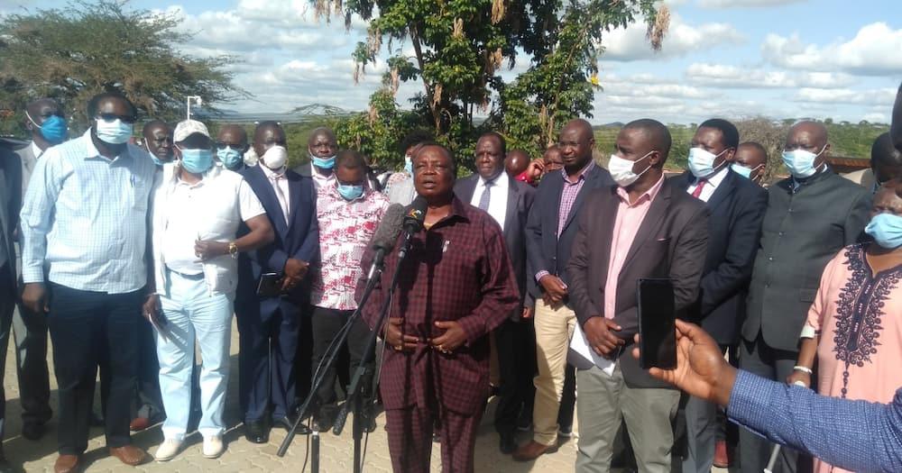 Mutahi Ngunyi says Mulembe nation is ready to end Kikuyu-Kalenjin dominance in politics