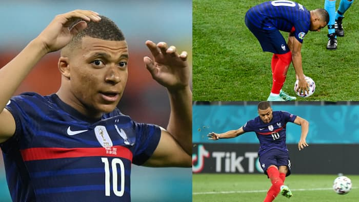 Euro 2020: Kylian Mbappe Breaks Silence after He Missed Crucial Penalty to Cost France Quarter-Finals Slot