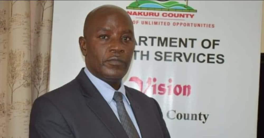 Nakuru Chief Officer For Health Samuel King'ori Succumbs to COVID-19