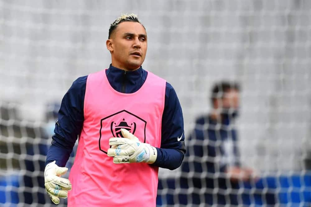 Premier League giants Man Utd want Keylor Navas as either De Gea or Henderson will likely leave Old Trafford