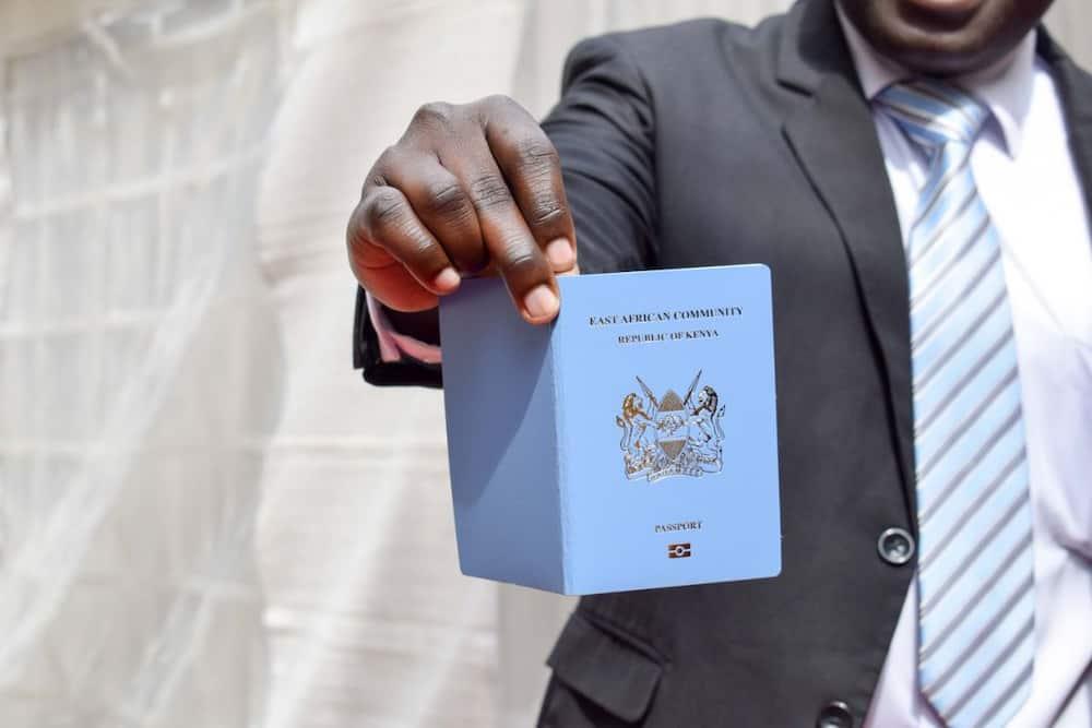 e-Passport Kenya