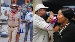 There Is No Award for Sleeping Around with Many Women, Mike Sonko Advises