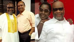 Emmy Kosgei praises renowned Nollywood actor who has served hubby for 20 years