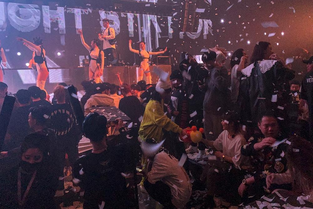 Nightclubs reopen in Wuhan after 1 year shutdown