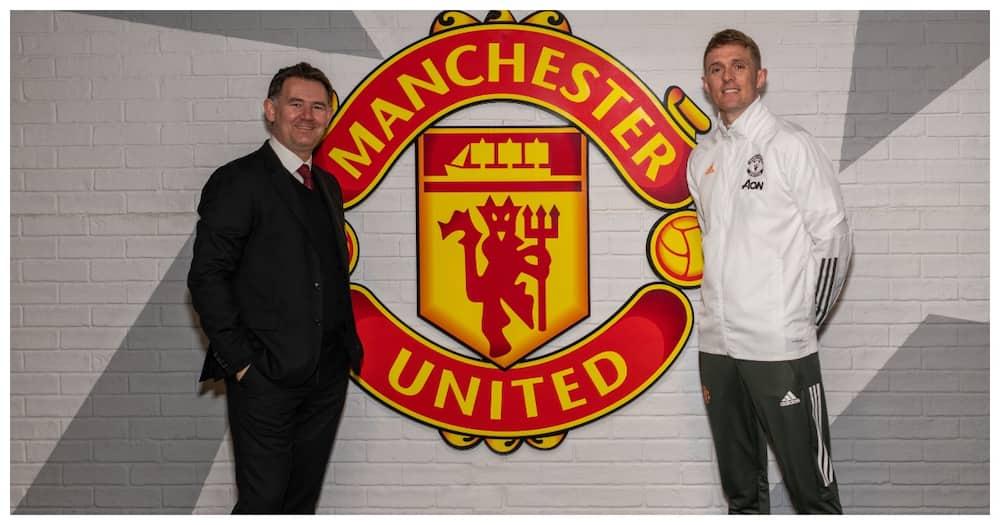 Former Manchester United midfilder Darren Fletcher lands huge job with club