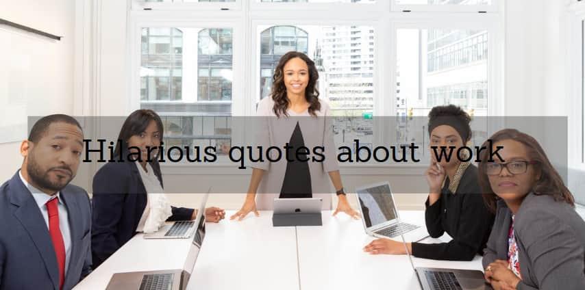hilarious quotes