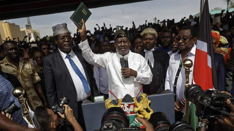7 titles that Kenyans use to refer to opposition leader Raila Odinga
