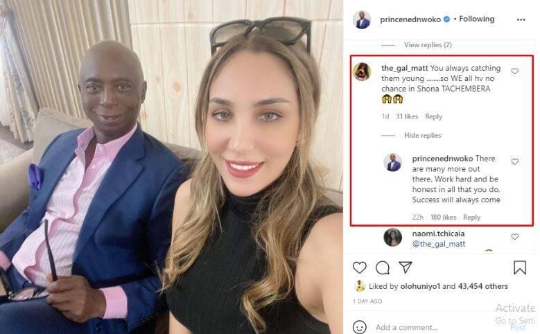 Ned Nwoko: le mari de Regina Daniels dévoile comment séduire et avoir de belles jeunes femmes