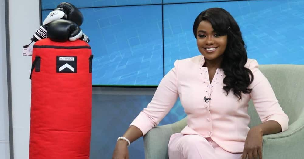 Anne Kiguta quits K24's Punchline show over differences in editorial processes