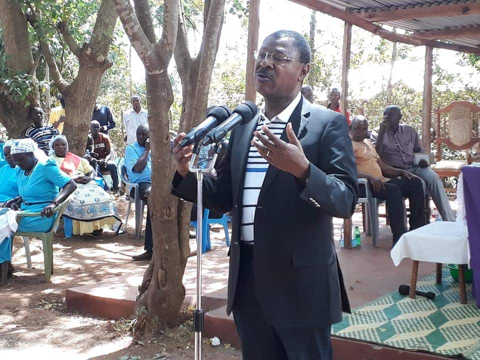 FORD Kenya wrangles: Reprieve for Wetang'ula as registrar of political parties upholds his leadership